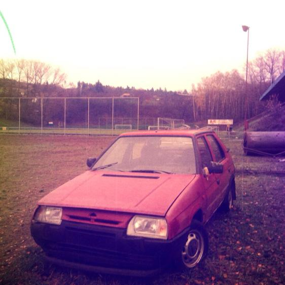 Auto Skoda