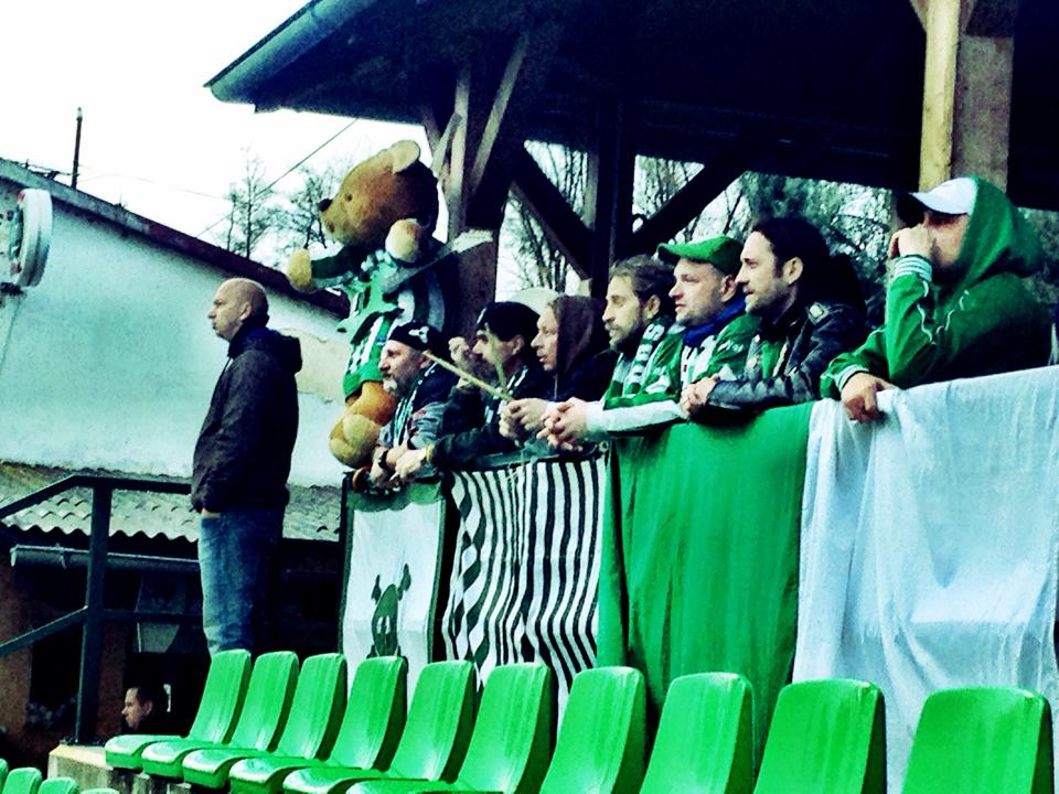 Dosta Bystrc Ultras and Bear