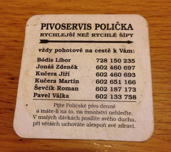 Dial Policka