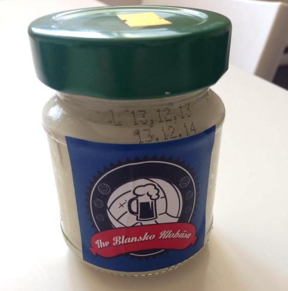 The Blansko Horseradish