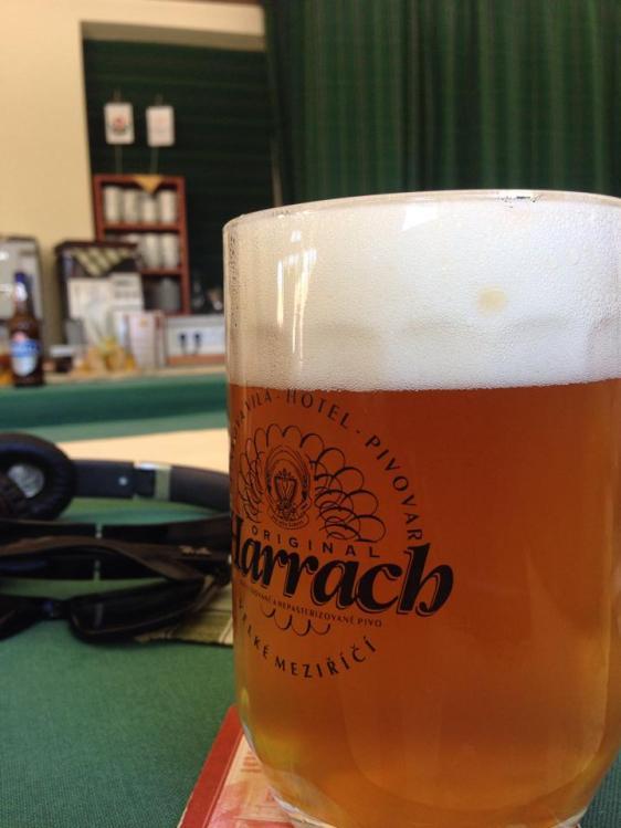Harrach pivo