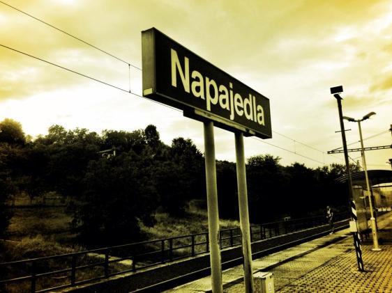 Napajedla station