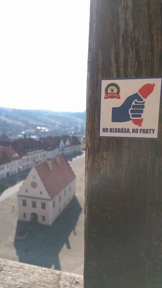 No Klobasa No Party