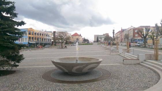 Zdar square