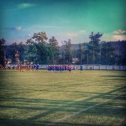 Our first game watching new powerhouse Standa Pisek as we lost to Tisnov on penalties